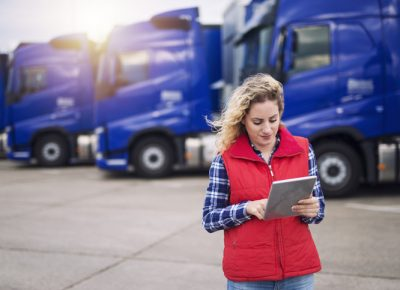 Christie Bookkeeping Helps Trucking Company